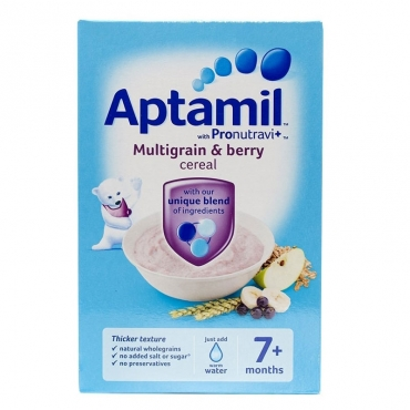 Aptamil Multigrain & Berry Cereal