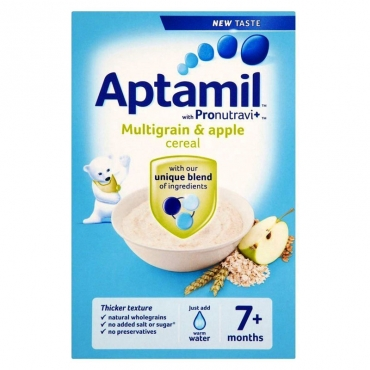Aptamil Multigrain & Apple Cereal