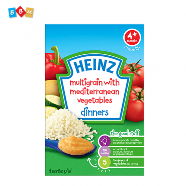Heinz Multigrain Mediterranean Vegetables