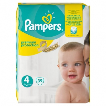Pampers Premium Protection 4