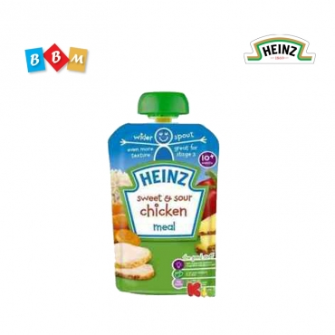 Heinz Sweet & Sour Chicken Meal