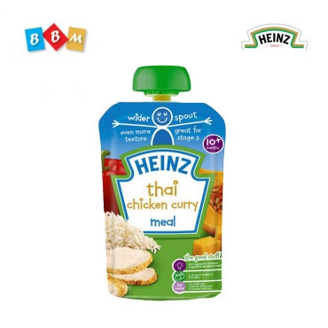 Heinz Thai Chicken Curry Meal