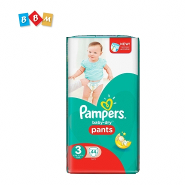 Pampers baby dry pant 3