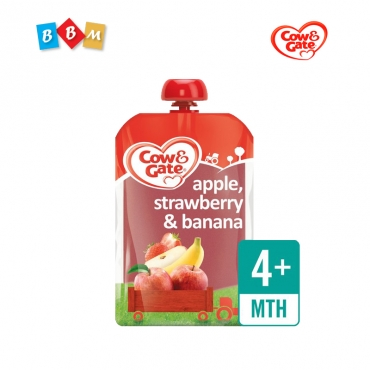 Cow & gate Apple, Strawberry & Banana Juice