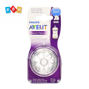 Philips Avent Natural 3m+ Nipple