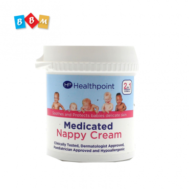 Healthpoint Medicated Nappy Cream