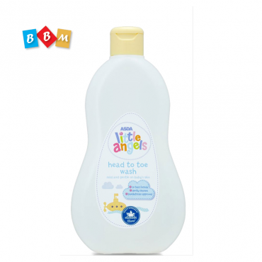 Azda Little Angels head to toe wash