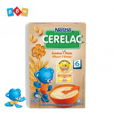 Nestle Cerelac Wheat & Honey