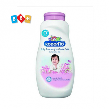 KODOMO  BABY POWDER  Gentle Soft for Sensitive Skin