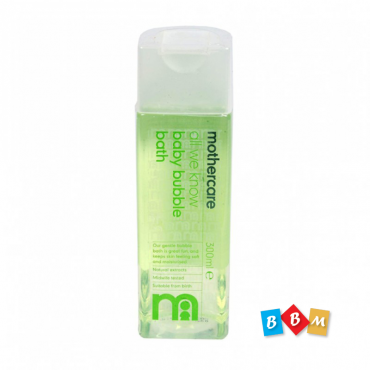 Mothercare Baby Bubble Bath