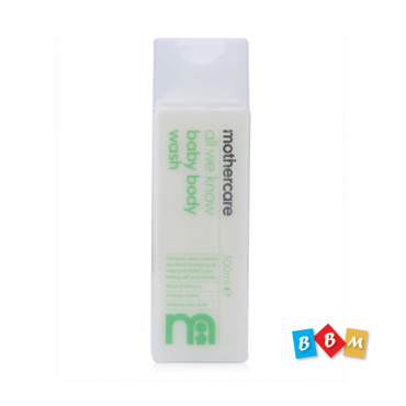 Mothercare Baby Body Wash