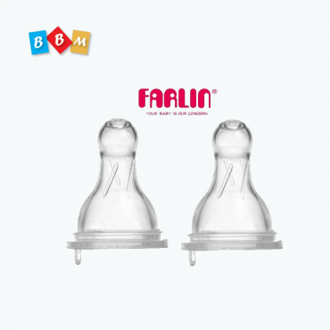 Farlin momFit Anti-Colic Nipple 0+