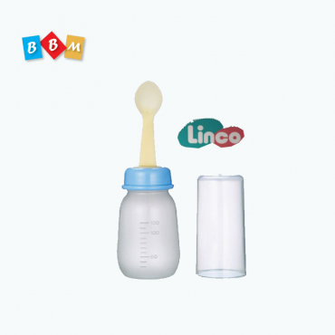 Linco Silicone Spoon Weaning Bottle