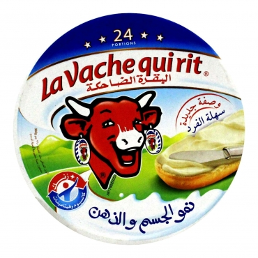 La Vache Quirit Cheese 24 pc