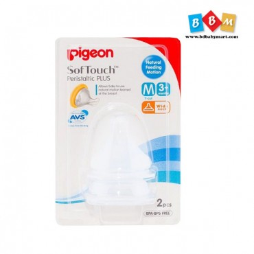 Pigeon soft Touch peristaltic plus 3m+ nipple