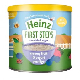 Heinz creamy fruit & yogurt Porridge