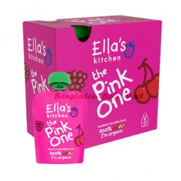 Ella's Kitchen the pink one  From 6 months