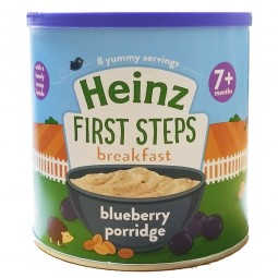 Heinz Blueberry Porridge