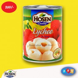 Hosen Lychee in Syrup